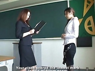 171 New Teacher Gets Spanked for Bad Performance..