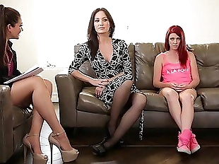 The Family TherapistElle Alexandra, Allie Haze,..