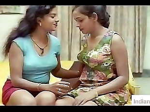 Hot INDIAN College Lesbians Sheela,Hema - 2 min